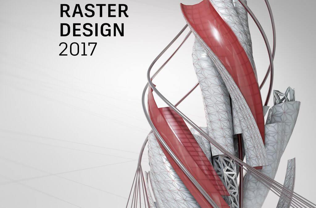 Tổng quan về phần mềm AutoCAD Raster Design