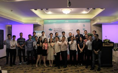 """AROTECH tổ chức thành công sự kiện """"Ứng dụng Autodesk M&E trong ngành thiết kế và giải trí"""""""