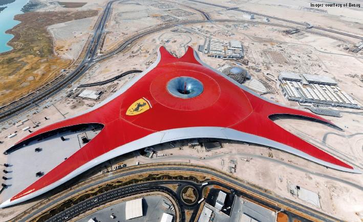 Kiến trúc Benoy xây dựng công viên lớn nhất thế giới với AutoCAD Architecture