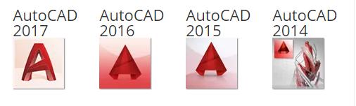 So sánh các phiên bản AutoCAD