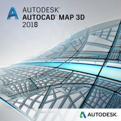 AutoCAD MAP 3D 2018 bản quyền