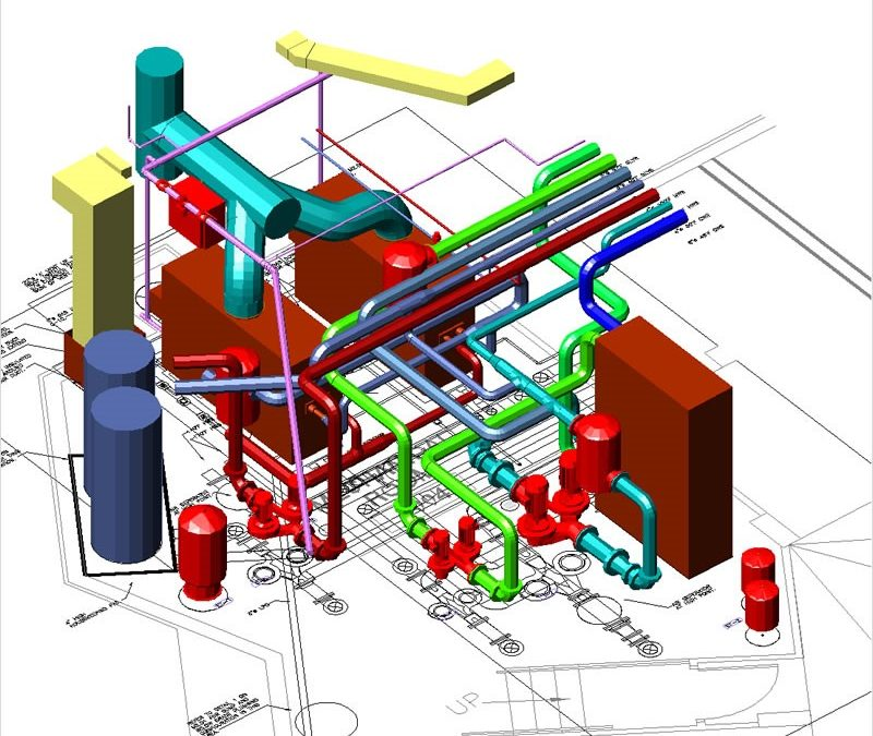 Reinbold Engineering Group thành công với AutoCAD MEP