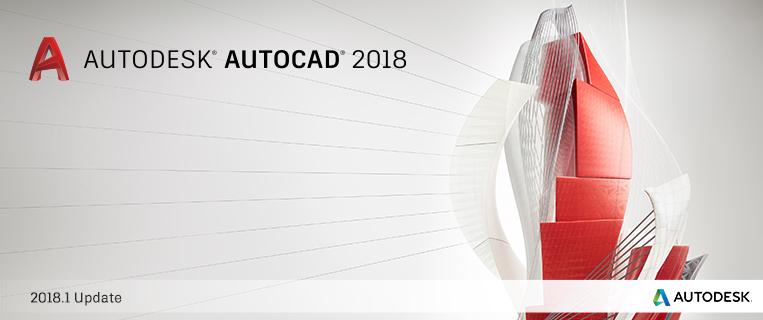Bản cập nhật AutoCAD 2018.1 và AutoCAD LT 2018.1