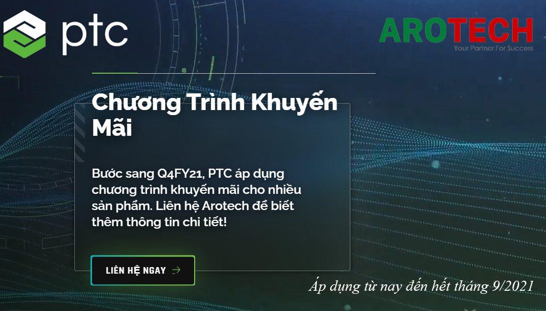 Chương trình khuyến mãi các sản phẩm PTC