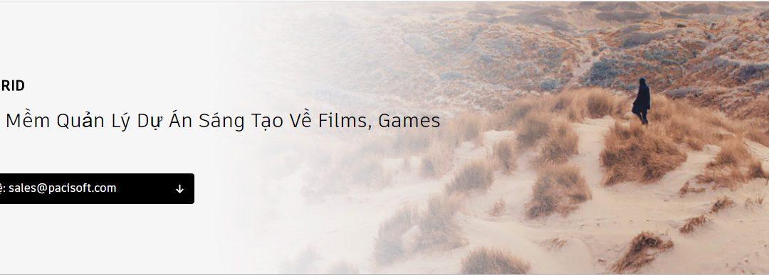ShotGrid- Tính năng ưu việt của phần mềm về Films, Games
